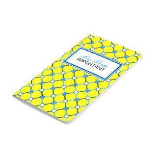 Blau weiß journal