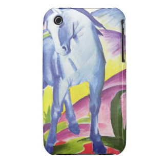 Blaues Pferd I by Franz Marc iPhone 3G/3GS Shell iPhone 3 Case
