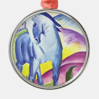 Blaues Pferd I by Franz Marc Ornament