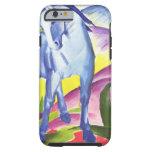 Blaues Pferd I por el caso Shell del iPhone 6 de
