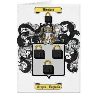 blaylock card