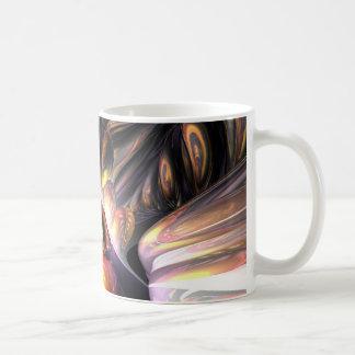 Blaze Abstract Mug