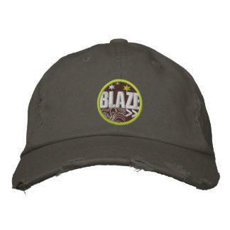 BLAZE>> Broken in Cap