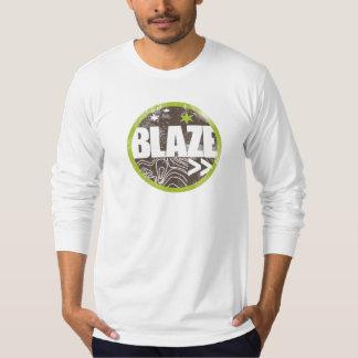 BLAZE>> Cotton Long Sleeve T-Shirt
