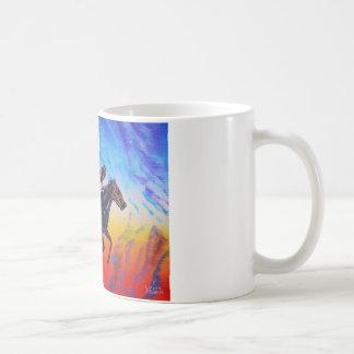 BLAZE OF GLORY COFFEE MUG
