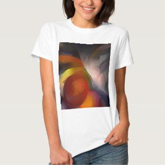 Blaze Pastel Abstract T-shirt