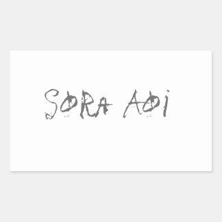 Blaze Sora Aoi Sticker