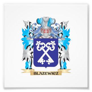 Blazewicz Coat of Arms Photographic Print