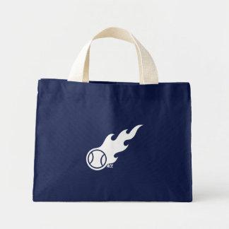 Blazing ACE Tennis Mini Tote Bag