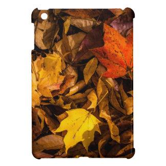 Blazing Autumn Leaves Cover For The iPad Mini