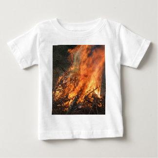 Blazing Bonfire Baby T-Shirt