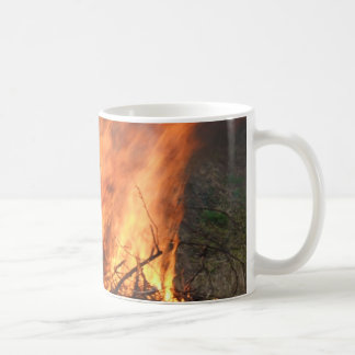 Blazing Bonfire Coffee Mug