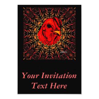 Blazing Brahma Card