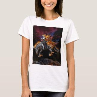 Blazing Broncbuster T-Shirt