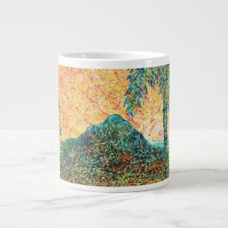BLAZING DESERT large mug