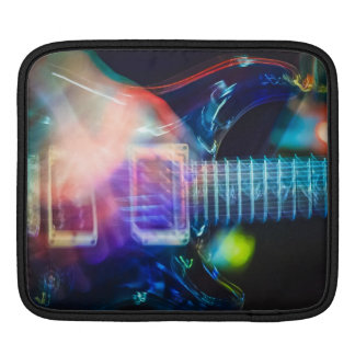 Blazing Electric Guitar Sleeve For iPads