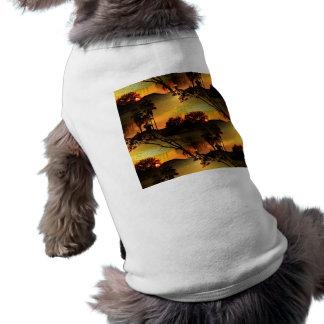 Blazing Florida Golden Sunset T-Shirt
