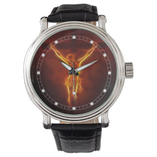 Blazing Jesus Crucifixion Watch (Multiple Models)