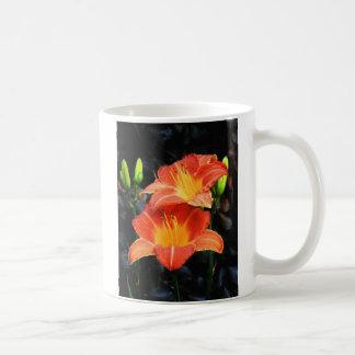 Blazing Lilies Coffee Mug