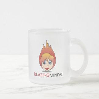 Blazing Minds Frosted Mug