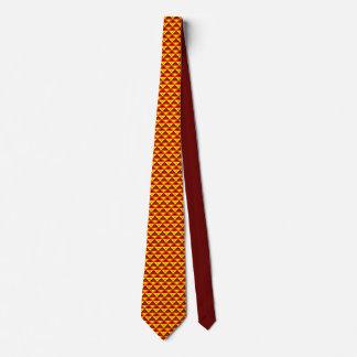 Blazing Rhombus™ Men's Necktie