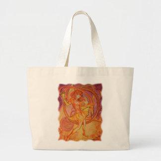 Blazing Solaris Canvas Bag
