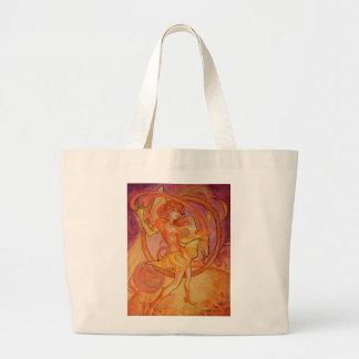 Blazing Solaris Canvas Bags