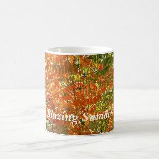 Blazing Sumac Coffee Mug