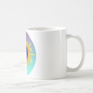 Blazing Sunmoon Coffee Mug