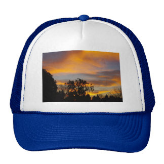 Blazing Sunset Hat