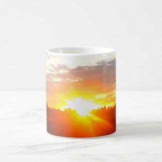 Blazing Sunset Mug
