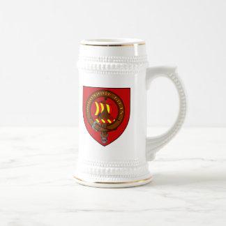 Blazon Normandy Kilts Coffee Mugs