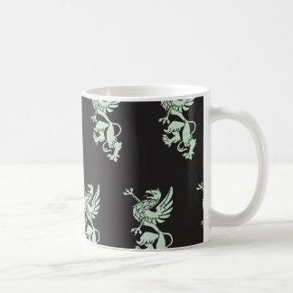 Blck de la menta del grifo taza de café