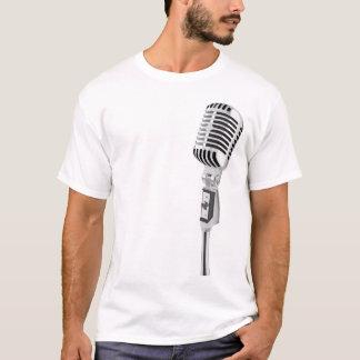blck del micrófono playera