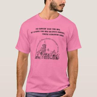 bldglogoTUC, No matter who you are,or where you... T-Shirt