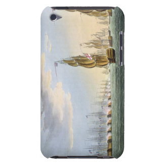 Ble of the Nile, August 1st 1798, engraved by T iPod Touch Cases