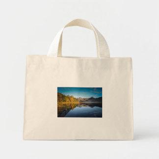 Blea Tarn, Lake District, Cumbria Mini Tote Bag