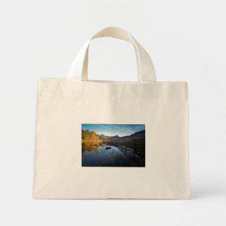 Blea Tarn, Lake District Mini Tote Bag