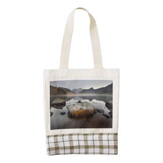 Blea Tarn, Lake District Zazzle HEART Tote Bag