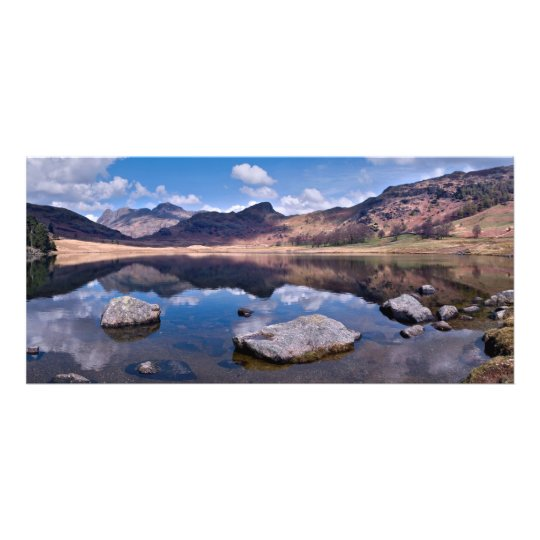 Blea Tarn Panorama - The Lake District Photo Print