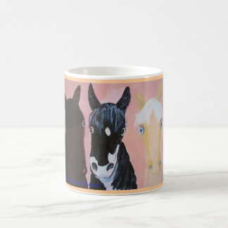 Bleached Or Palomino?Mug Coffee Mug