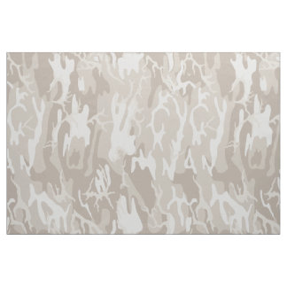 Bleached Wasteland Camo Fabric