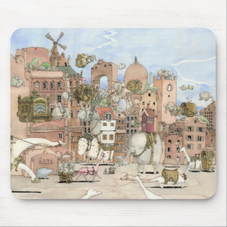 Bleak house mouse pad