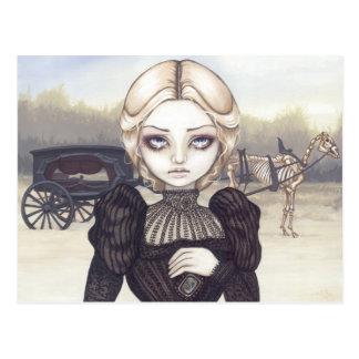 Bleak Mourning Postcard