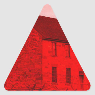 Bleakmoore Manor Triangle Sticker
