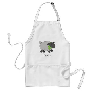 Bleating Sheep Adult Apron