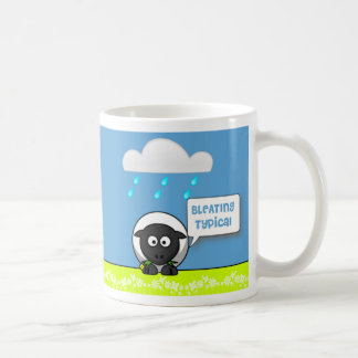 Bleating Typical Coffee Mug