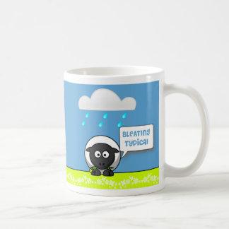 Bleating Typical Coffee Mug