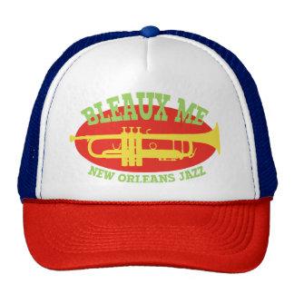 Bleaux Me - Jazz Trucker Hat