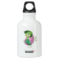 SIGG Traveller Water Bottle (0.6L) with Disgust of Inside Out design
